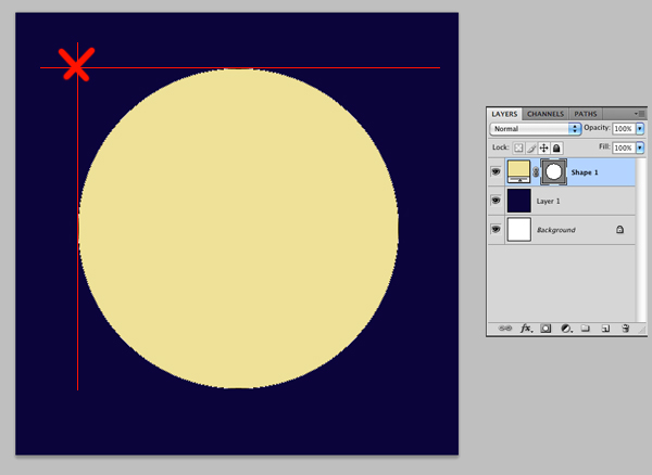 Create Vector Shape