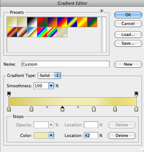 stroke - gradient