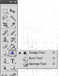 Dodge and burn tools