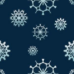 snowflake-tile