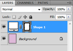 all shapes should be added to the same shape layer