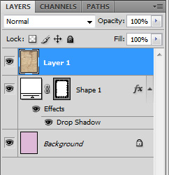 Add texture layer as a new layer