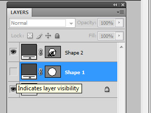 Hide Layer Visibility