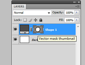 Vector Mask Thumbnail