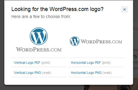 Wordpress Logo Options