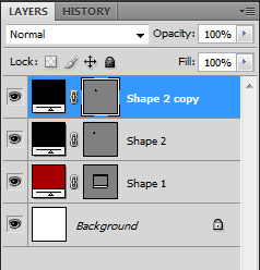 duplicate the rounded rectangle