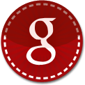 Google red stitch icon