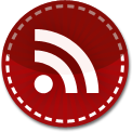 RSS red stitch icon