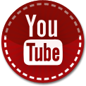 You Tube red stitch icon