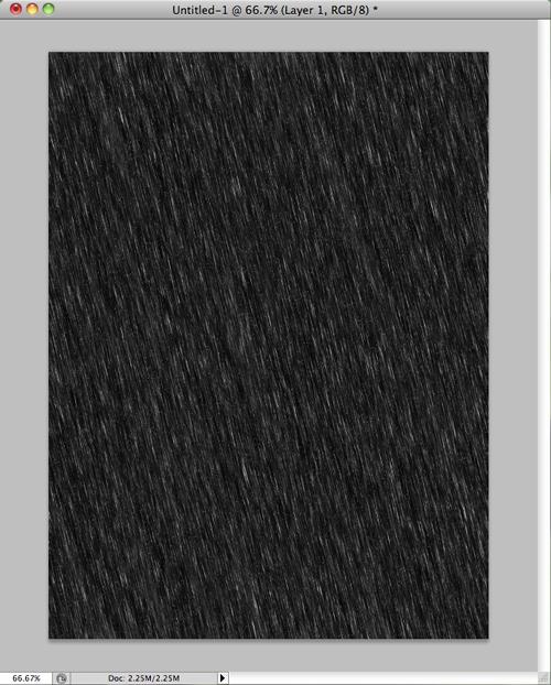 Original Image - Rain Texture