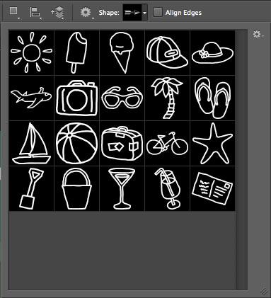 Free-Photoshop-Custom-Shapes-Holiday