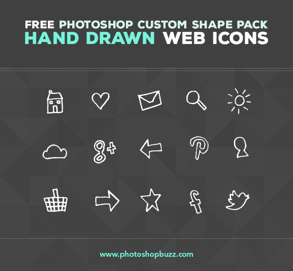 free-hand-drawn-web-icons