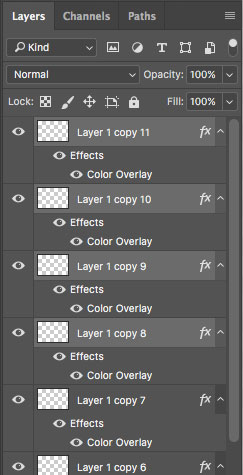 duplicate layers again
