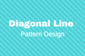 How to Create a Diagonal Line Pattern in Photoshop
