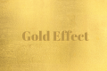 How to Make Something Look Gold in Photoshop